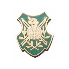Schützenabzeichen, Wappenform