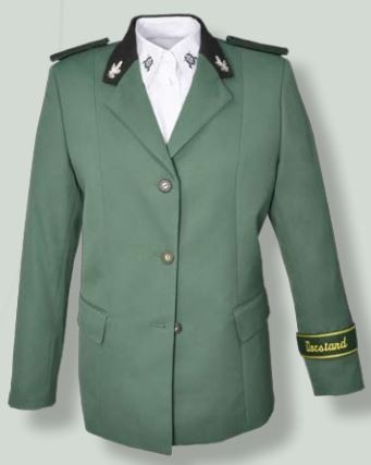 Damen-Jacke KATJA schützengrün