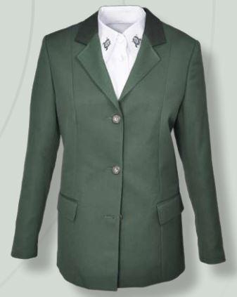 Damen-Jacke KATJA dunkelgrün