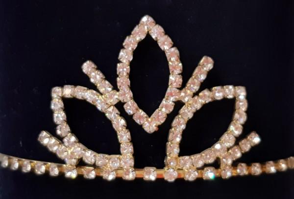 Diadem, silber oder gold