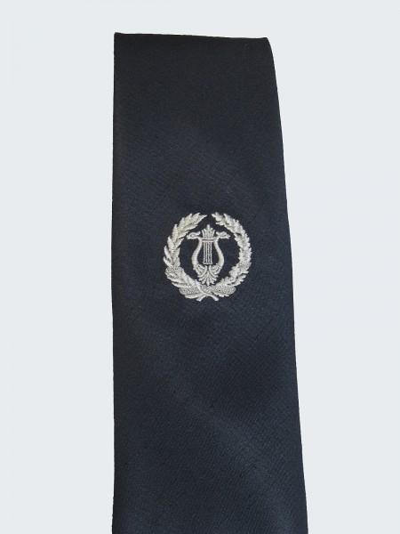 Krawatte, dunkelblau