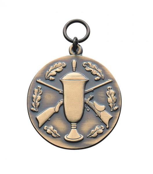 Medaille in 2 Größen