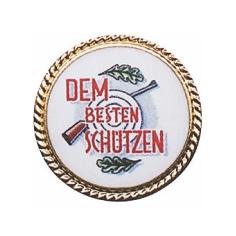 """Auflage """"Dem besten Schützen"""""""
