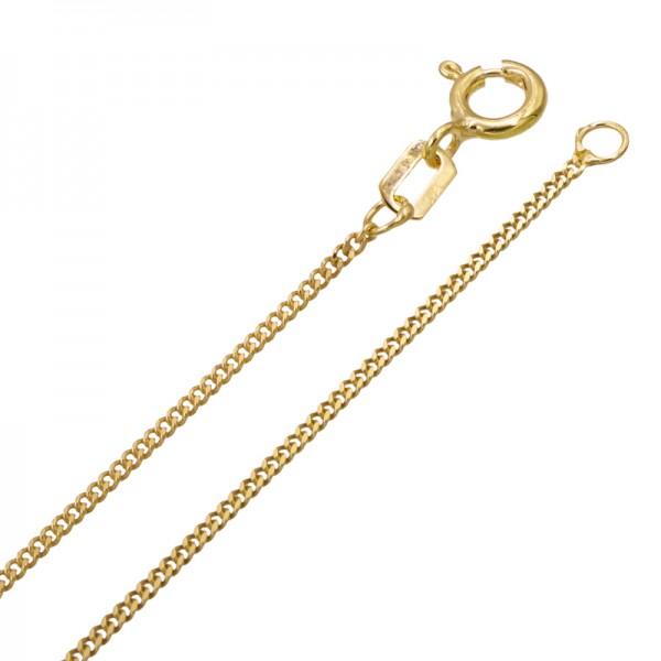 Halskette ECHT SILBER-vergoldet