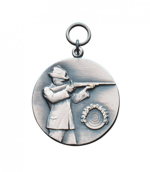 Medaille Schütze in 3 Größen