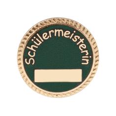 """Auflage/Abzeichen """"Schülermeisterin"""""""
