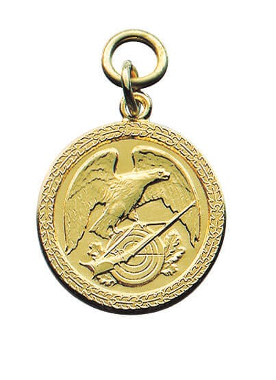 Medaille Miniatur 24 mm