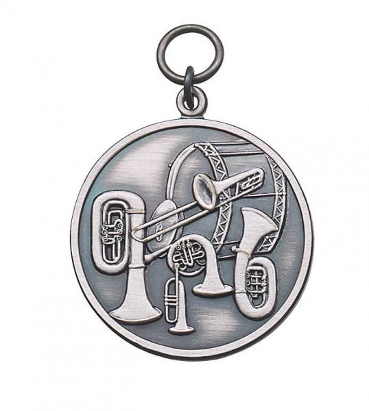 Medaille - Instrumente