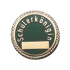 """Auflage/Abzeichen """"Schülerkönigin"""""""