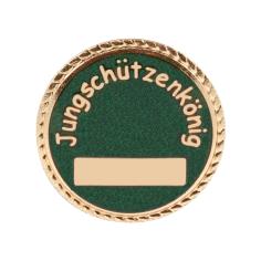 """Auflage/Abzeichen """"Jugendschützenkönig"""""""