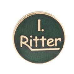 """Auflage/Abzeichen """"I. Ritter"""""""