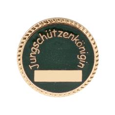 """Auflage/Abzeichen """"Jugendschützenkönigin"""""""