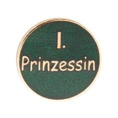 """Auflage/Abzeichen """"I. Prinzessin"""""""