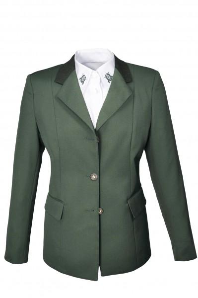 Damen-Jacke DIANA dunkelgrün