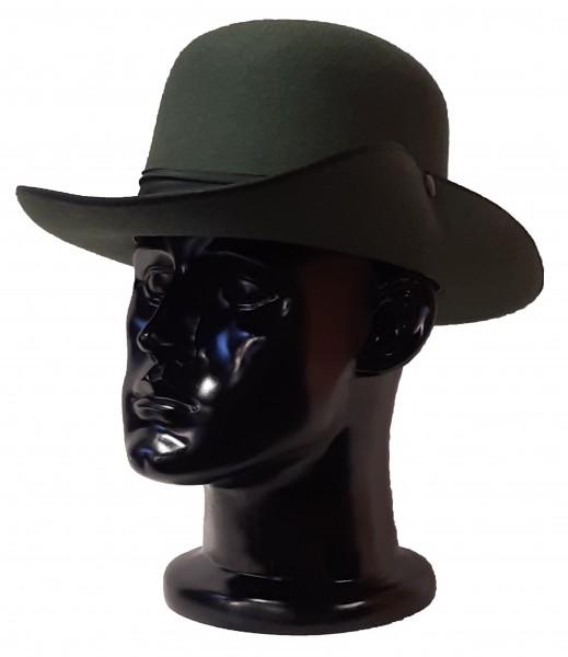 Schützenhut mit Druckknopf