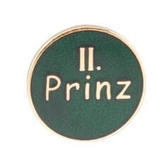 """Auflage/Abzeichen """"II.Prinz"""""""