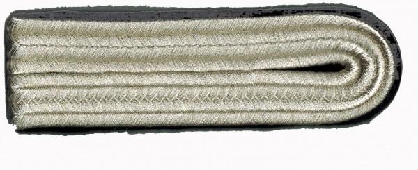 Schulterstück, 8 mm Soutache, 4-streifig