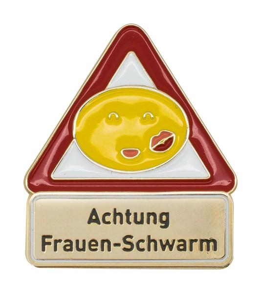 """Pin """"Frauenschwarm"""""""
